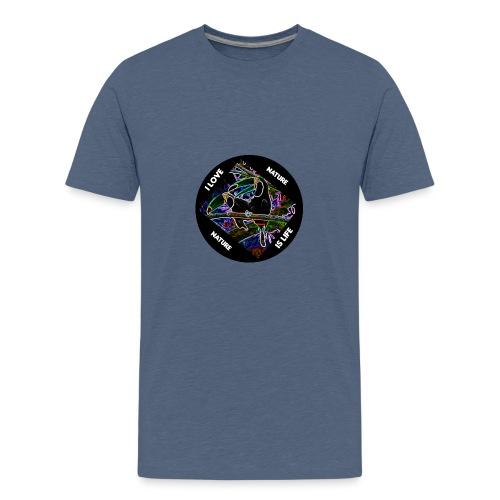 Tucan - Camiseta premium adolescente