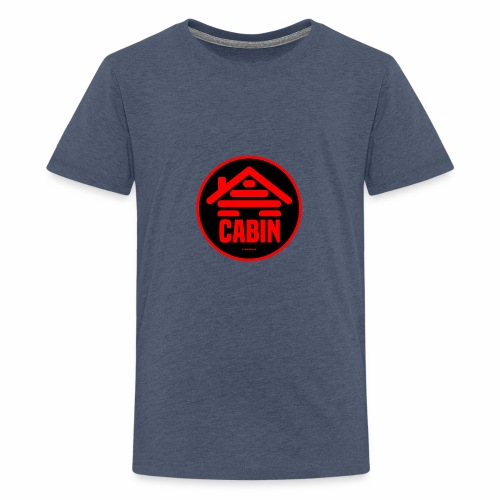 Cabin - Teenager Premium T-shirt