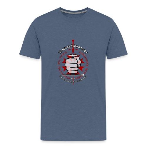 Logo frei PUR mitWa trans - Teenager Premium T-Shirt