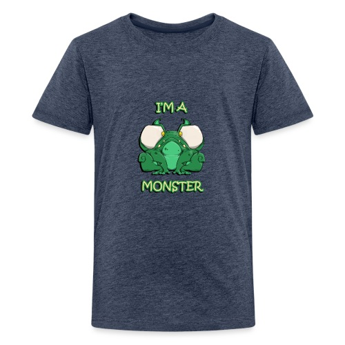 Grenouille - T-shirt Premium Ado
