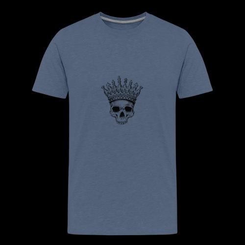 Heavy lies the Crown - Teenager Premium T-Shirt