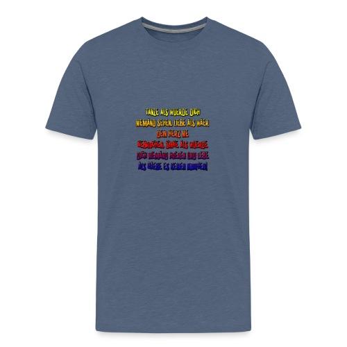 PaulasWahnsinn6 - Teenager Premium T-Shirt