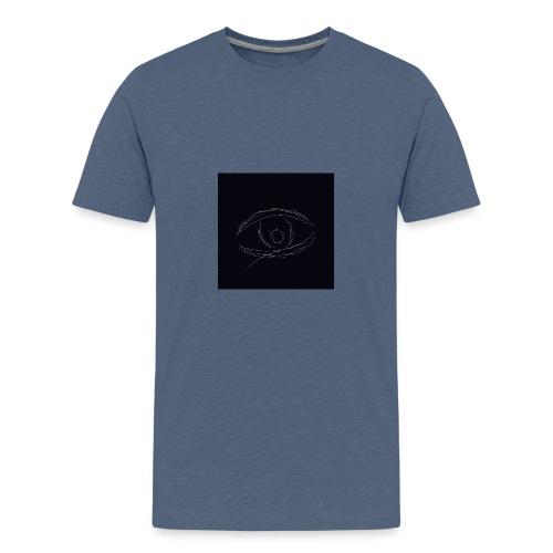 Unique mind - Teenage Premium T-Shirt