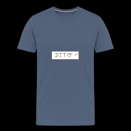 dito - Camiseta premium adolescente
