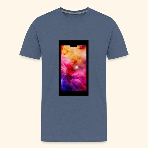 Galaxy T-Shirt - Teenage Premium T-Shirt