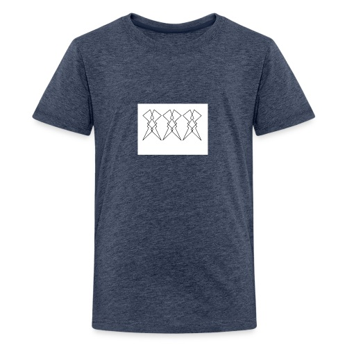 Thunderbolt - T-shirt Premium Ado