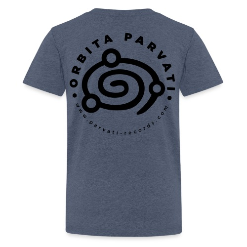 Orbita Parvati logo - Teenage Premium T-Shirt