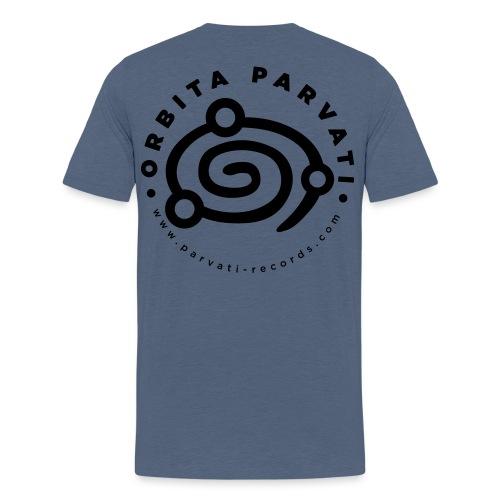 Orbita Parvati logo - Teenage Premium T-Shirt