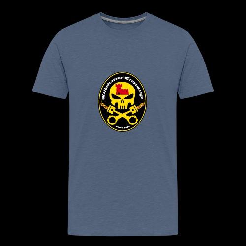Kolbefrässer - Teenager Premium T-Shirt