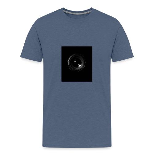 Objektiv - Teenager Premium T-Shirt