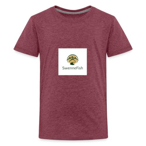 Logo 25 - Teenager Premium T-shirt