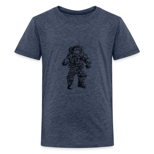 apollo - Teenage Premium T-Shirt
