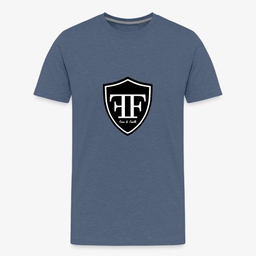 Force & Famille Principal - T-shirt Premium Ado