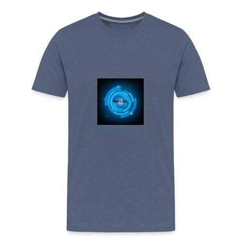 SamLococlothes - Premium T-skjorte for tenåringer