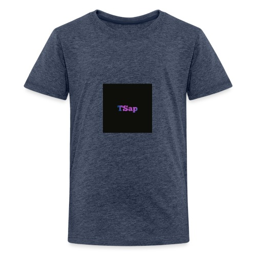 TSap - Camiseta premium adolescente