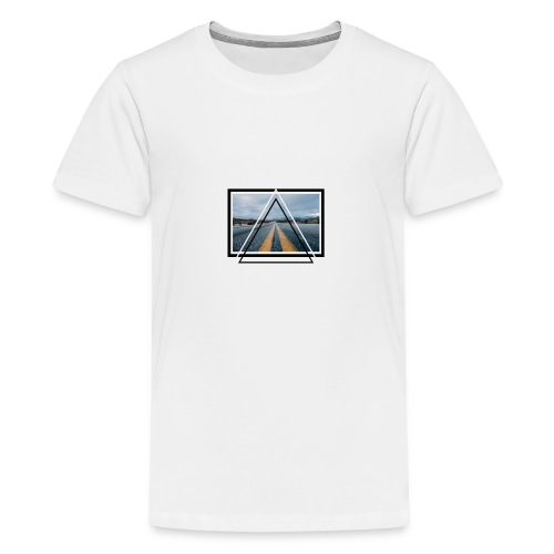On the Road - T-shirt Premium Ado