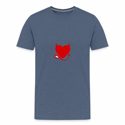 diablita - Camiseta premium adolescente