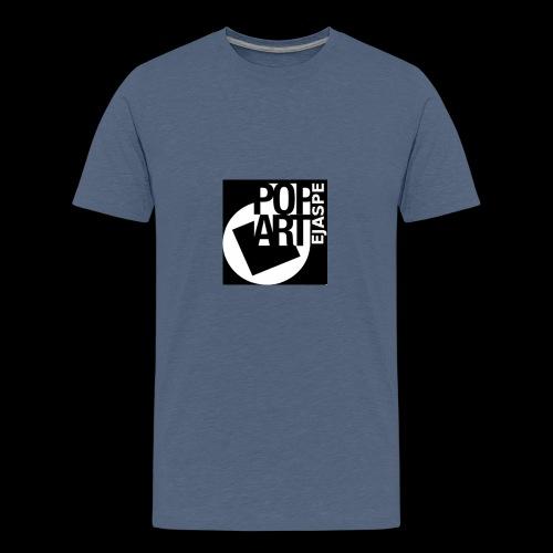ejaspepopart - Camiseta premium adolescente