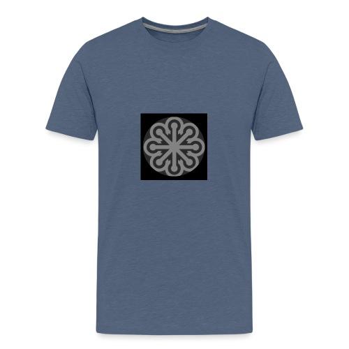 BGLogo - Teenage Premium T-Shirt