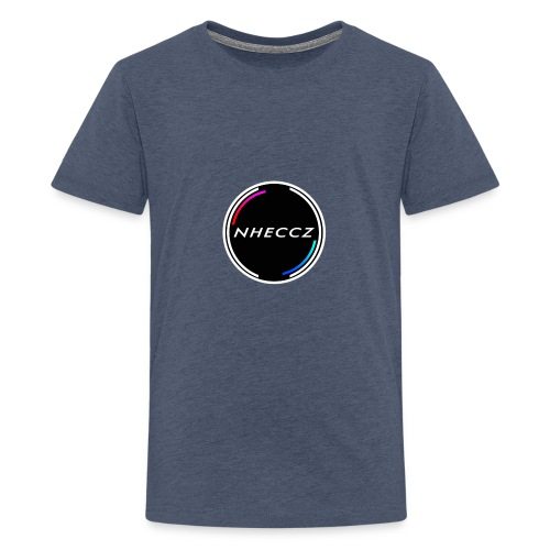 NHECCZ Logo Collection - Teenage Premium T-Shirt