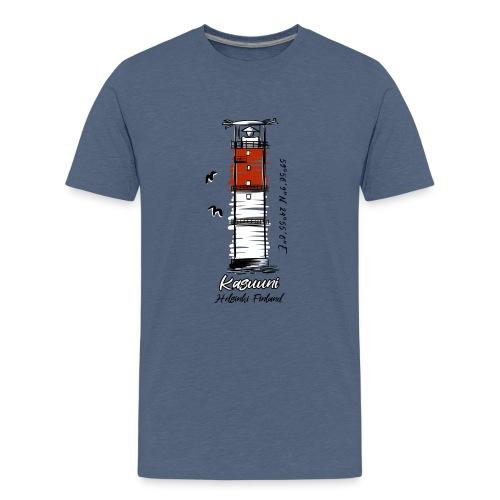 HELSINKI KASUUNI MAJAKKATUOTTEET JA TEKSTIILIT - Teinien premium t-paita