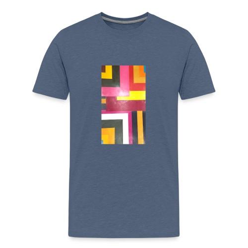 Z002A - Camiseta premium adolescente