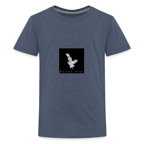 Jeune ben eagles diamant - T-shirt Premium Ado