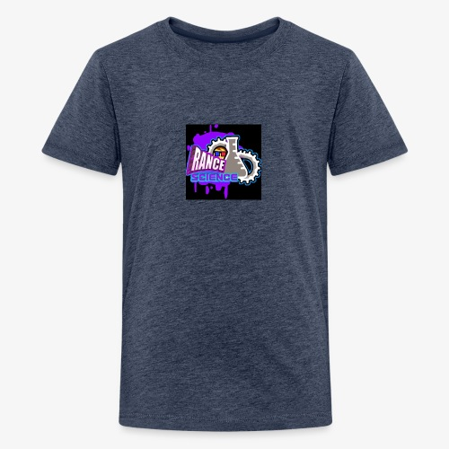 Rancescience black - Teenage Premium T-Shirt