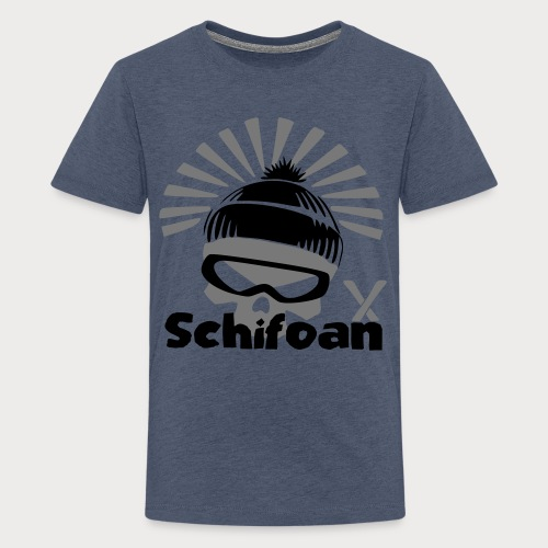 Schifoan - Teenager Premium T-Shirt