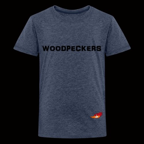 woodpeckers - Teenager Premium T-Shirt