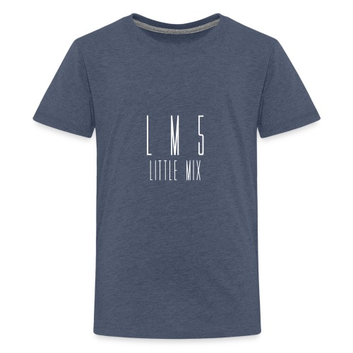 LM5 2nd Edition - Teenage Premium T-Shirt