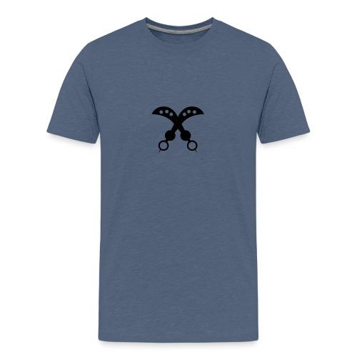 Courage (mod) - Premium-T-shirt tonåring