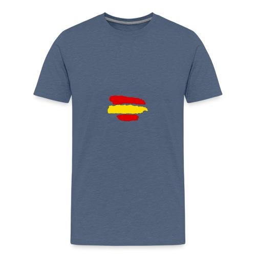 rayas de españa - Camiseta premium adolescente