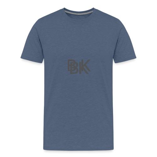 KKBB Grey - Teenager Premium T-Shirt