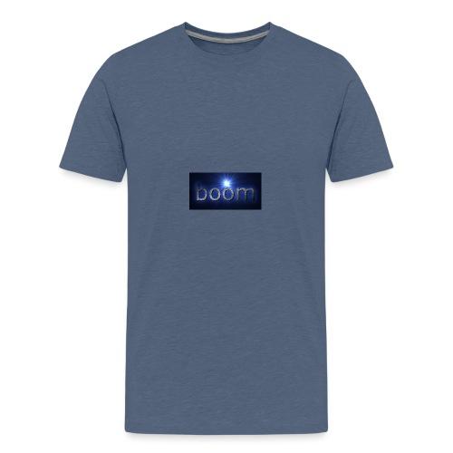 BOOOM - Koszulka młodzieżowa Premium