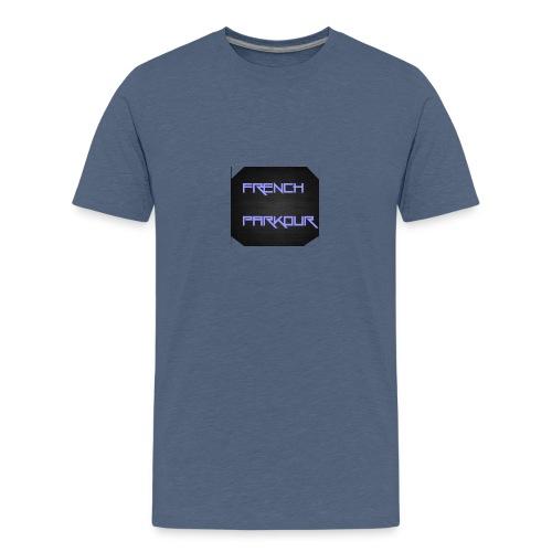 FrenchParkour - T-shirt Premium Ado