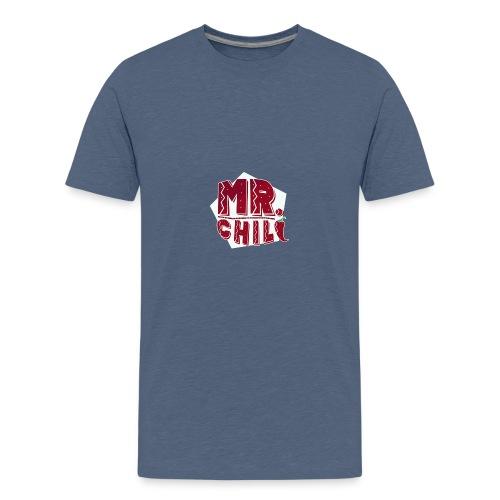 Mr. Chili - Teenager Premium T-Shirt