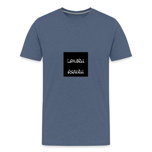 LOMBRA OSCURA - Maglietta Premium per ragazzi