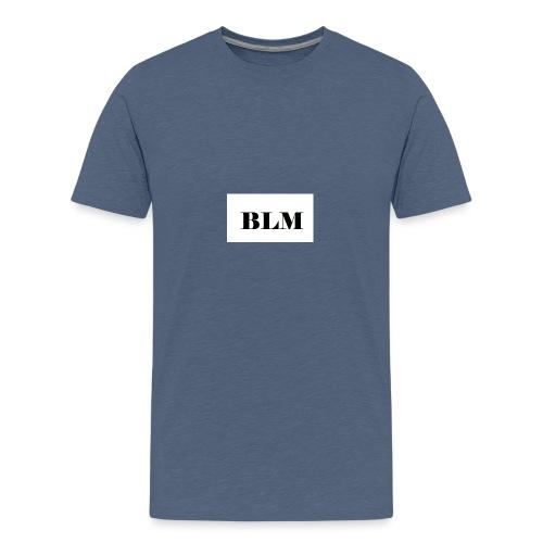 BLM - T-shirt Premium Ado