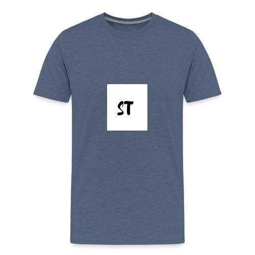 Scootertom - Teenage Premium T-Shirt