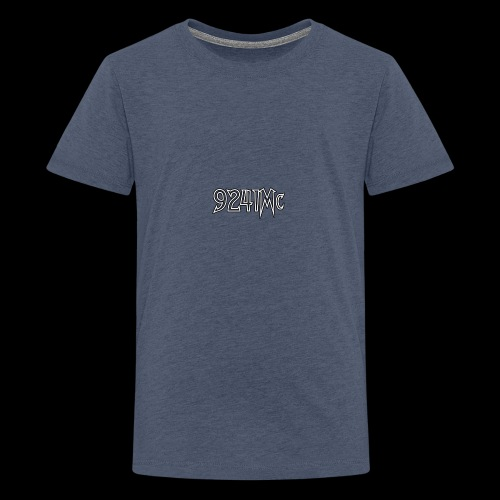 Official 9241Mc supporters Clothing - Teenage Premium T-Shirt