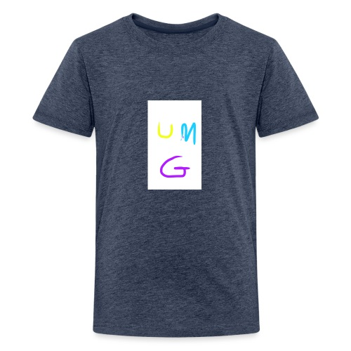 universal Myersgaming - Teenage Premium T-Shirt