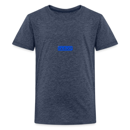 Logo AntDog - Teenage Premium T-Shirt
