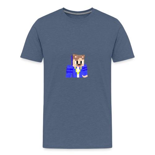 e88463a4 1768 4b30 b375 d1a529eb3bb7 - Teenager Premium T-Shirt