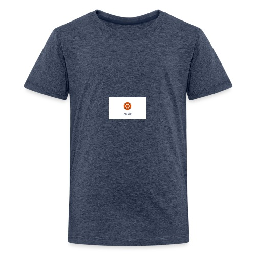 zoRix merch - Premium-T-shirt tonåring