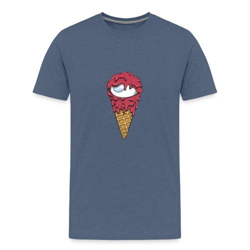 glace eyes - T-shirt Premium Ado