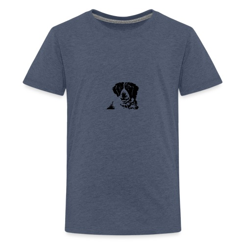 Barry - St-Bernard dog - Teenager Premium T-Shirt