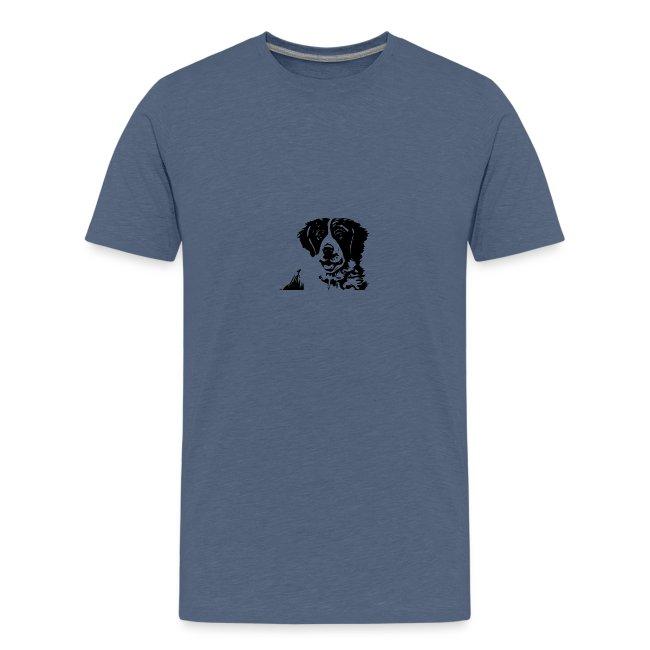 Barry - St-Bernard dog