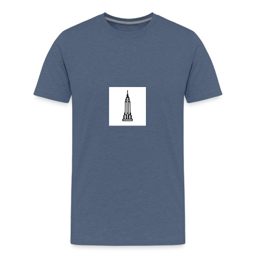 Empire State Building - T-shirt Premium Ado