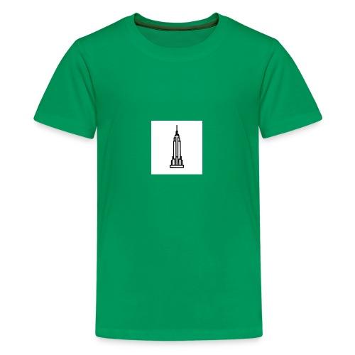 Empire State Building - T-shirt Premium Ado
